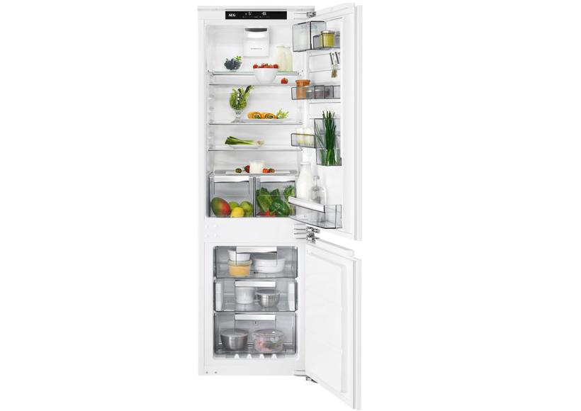 Aeg Kühlschrank Gefrierkombination : Aeg einbau kühl gefrierkombination sce tc peter binzenbach