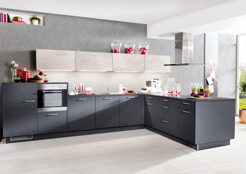 nolte k che florenz savona peter binzenbach gmbh in br hl pingsdorf. Black Bedroom Furniture Sets. Home Design Ideas